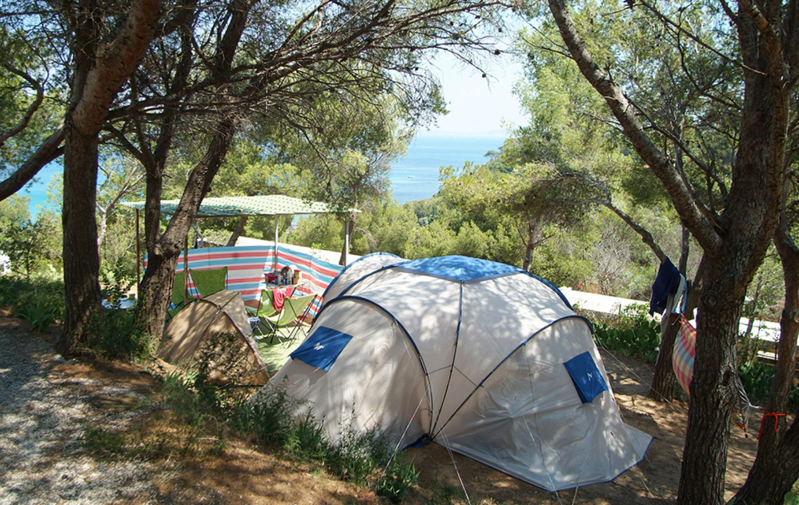 Camping Camp du Domaine