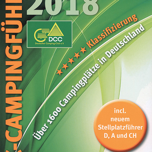 DCC Guide Campeurs Allemand