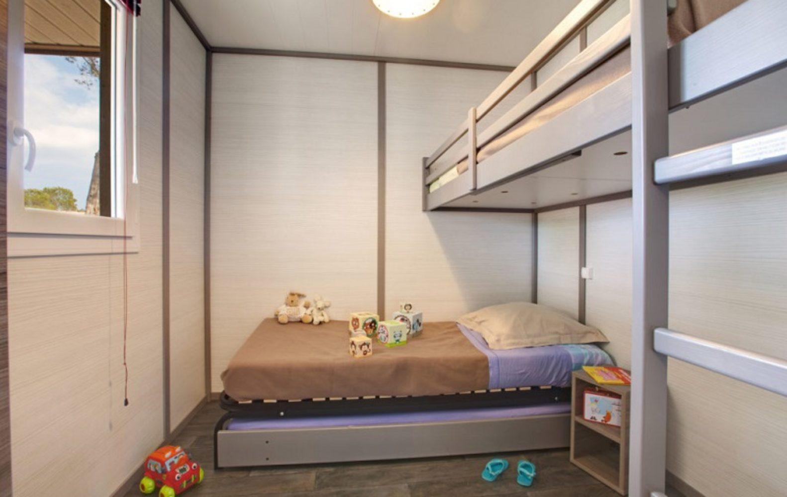 Chambre enfants Azur et Rêve 5 places