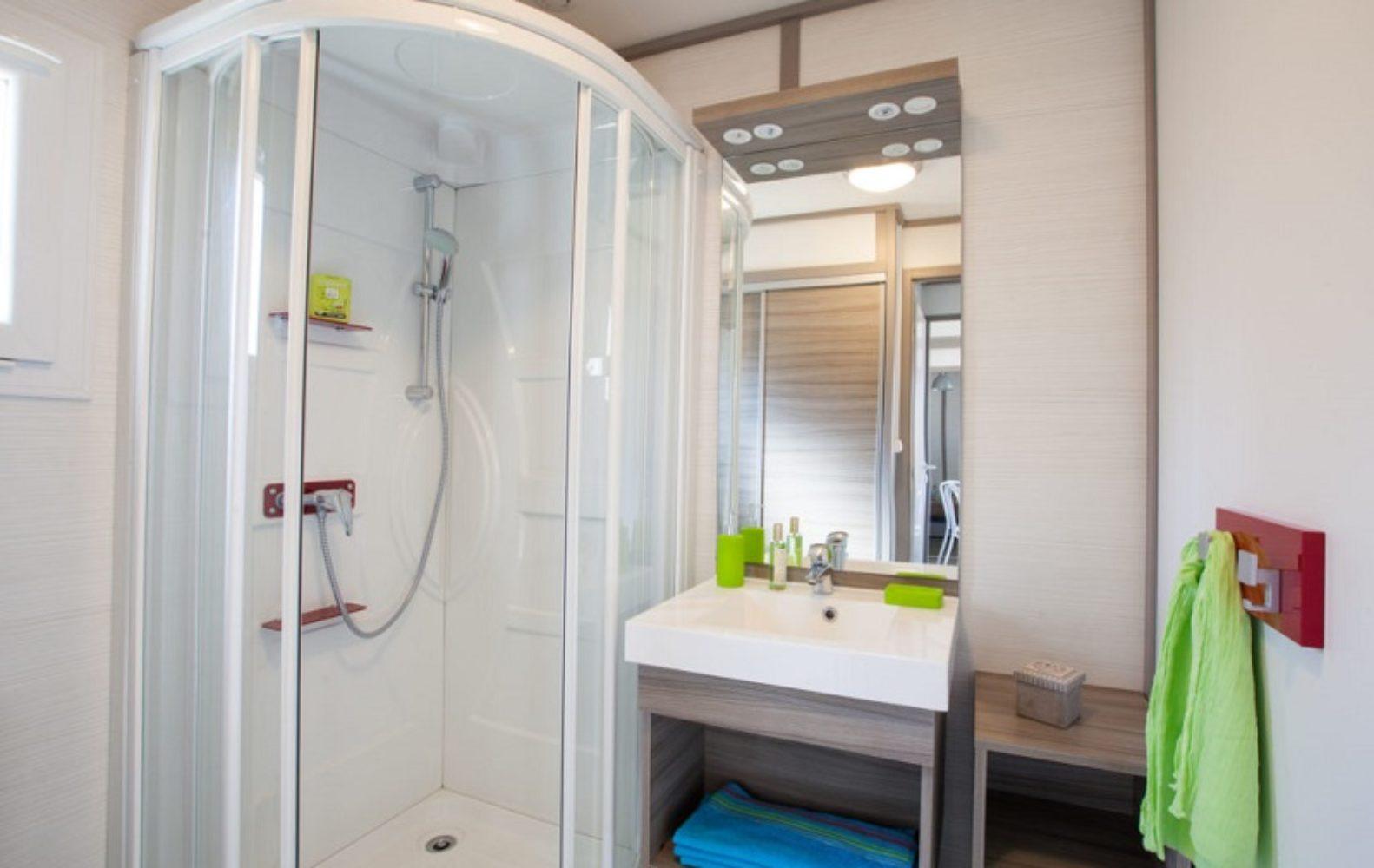 Salle de bain Azur et Rêve