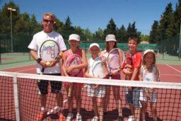 animation-mini club-enfants-club enfants-activité-famille-camp du domaine-tennis