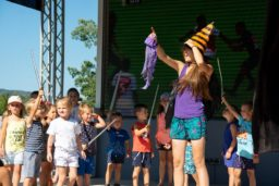 animation-mini club-enfants-club enfants-activité-famille-camp du domaine