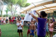 Animations enfants 30 Camp du Domaine