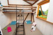 Chambre enfants Cabane Lodge