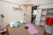 Chambre double Cabane Lodge