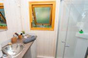Salle d'eau Cabane Lodge