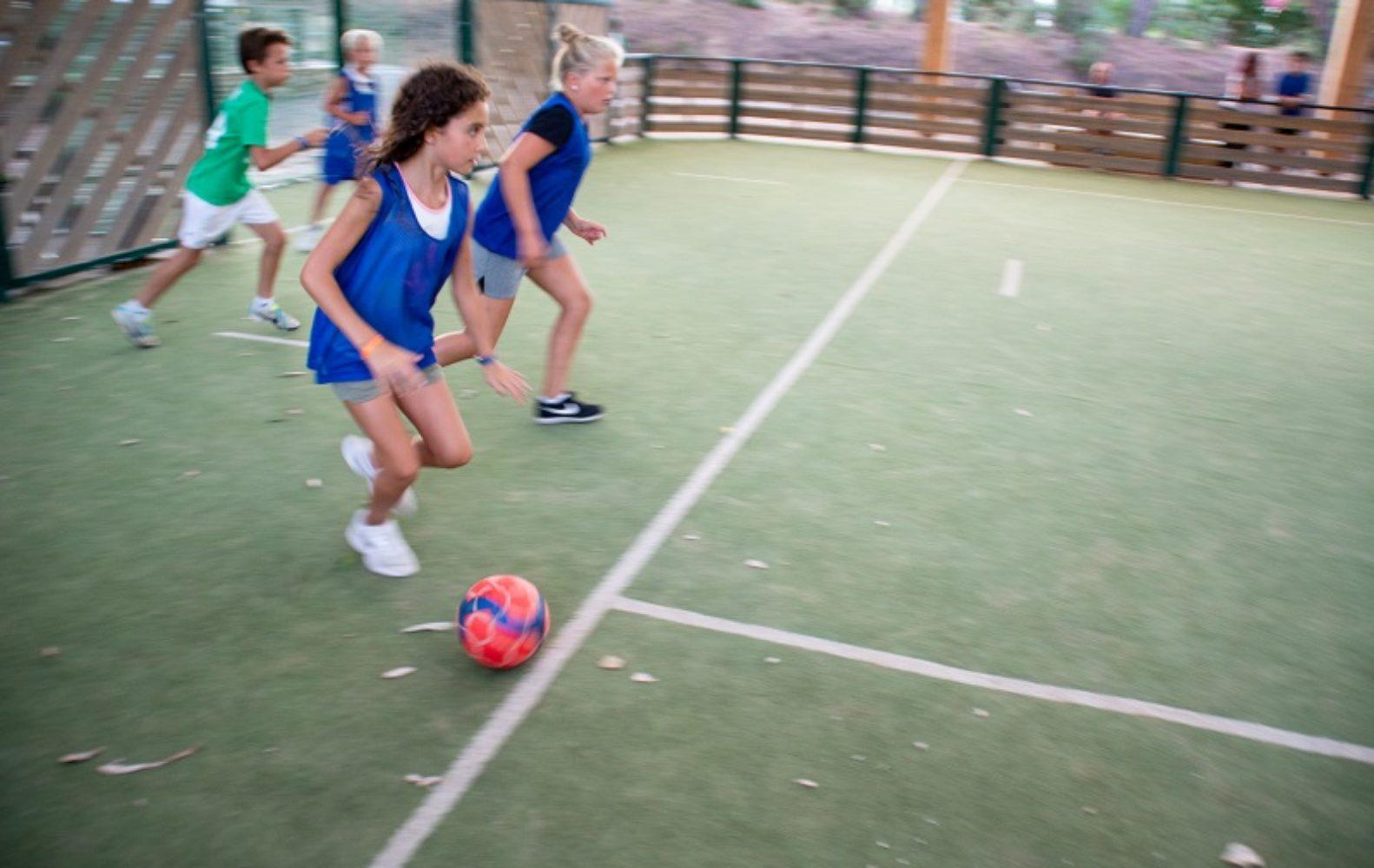 Football terrain couvert 6 Camp du Domaine