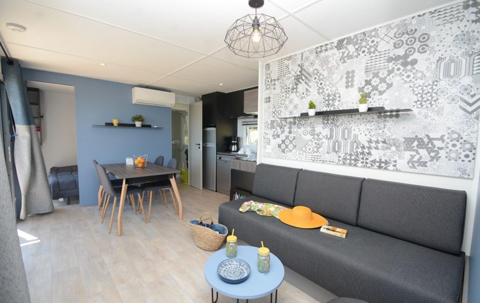 Salon et salle à manger Oasis