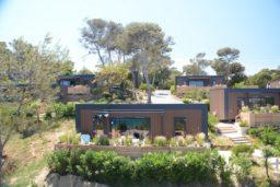 bungalow-vue mer-camp du domaine-var-location