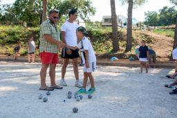 pétanque-animation-sport-plage-vacances-soleil-activité-sortie-camp du domaine