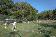 TENNIS – 1 – Camp du domaine