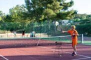 Tennis 4 Camp du Domaine