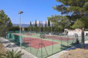 Terrains tennis