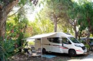 Emplacement camping car Confort