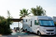 Emplacement camping car Confort Privilège