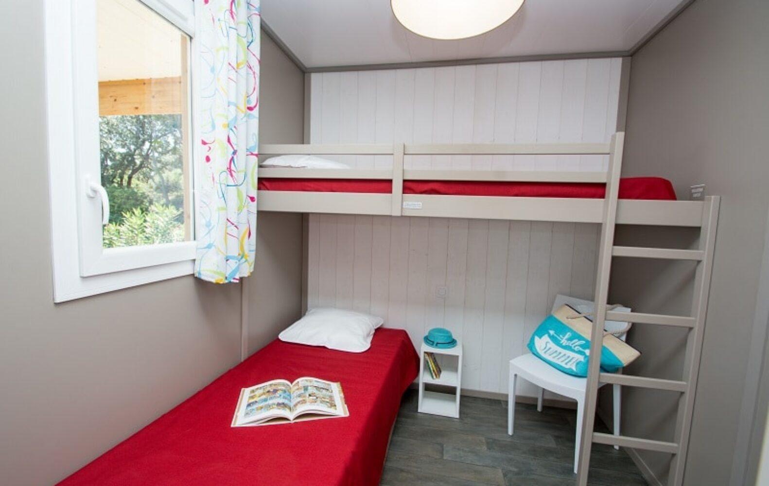 chambre-enfants-zen-camp du domaine